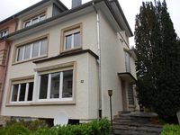 House of master for rent in LUXEMBOURG-BELAIR