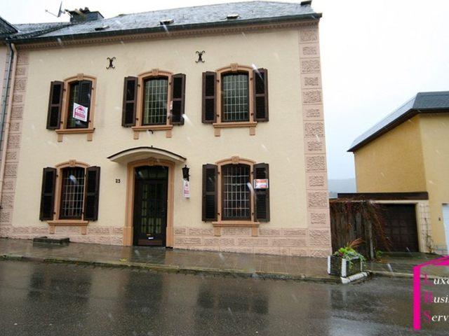 Maison de village à vendre à WILTZ