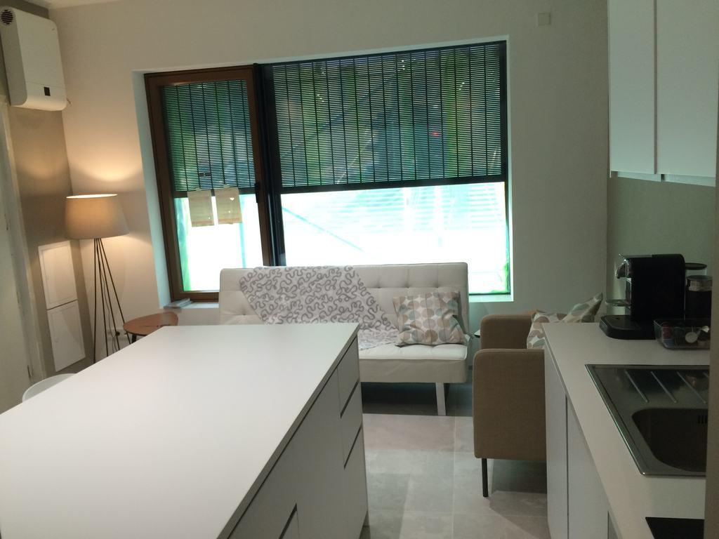 IMMOTOP LU  Appartement meublé 1 chambre à louer à Luxembourg Kirchberg (Lux