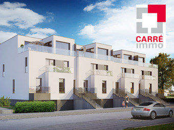 Nouvelles maisons duplex Park View à Cessange