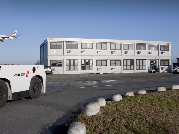 PORTAKABIN, the European leader in modular building set up in Luxembourg