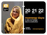 My energydays, le salon de l'énergie dans la construction
