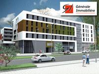 Nouvelle résidence universitaire Galiléo à Esch Belval