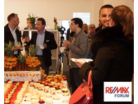 Re/max Forum inaugure sa nouvelle agence à Bel Air!