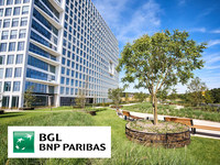 For let: offices in Luxembourg-Kirchberg