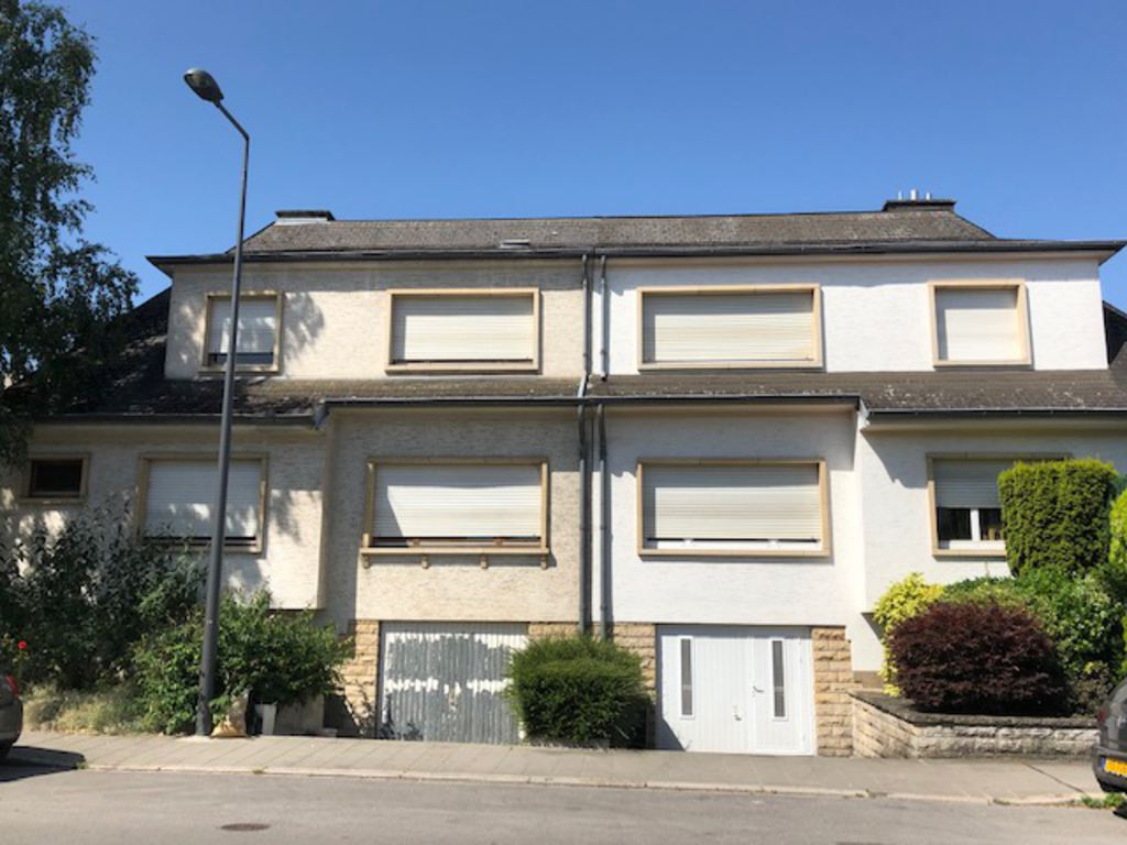 Semi-detached house 3 rooms for sale in Luxembourg-Bonnevoie ...