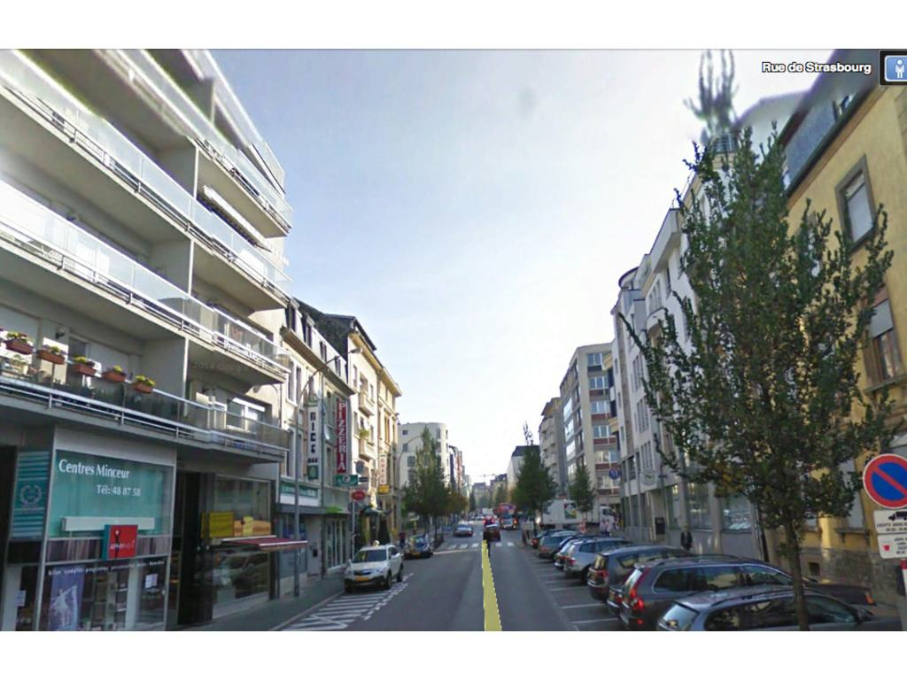 Immotop lu appartement 1 chambre louer luxembourg for Location appartement meuble luxembourg