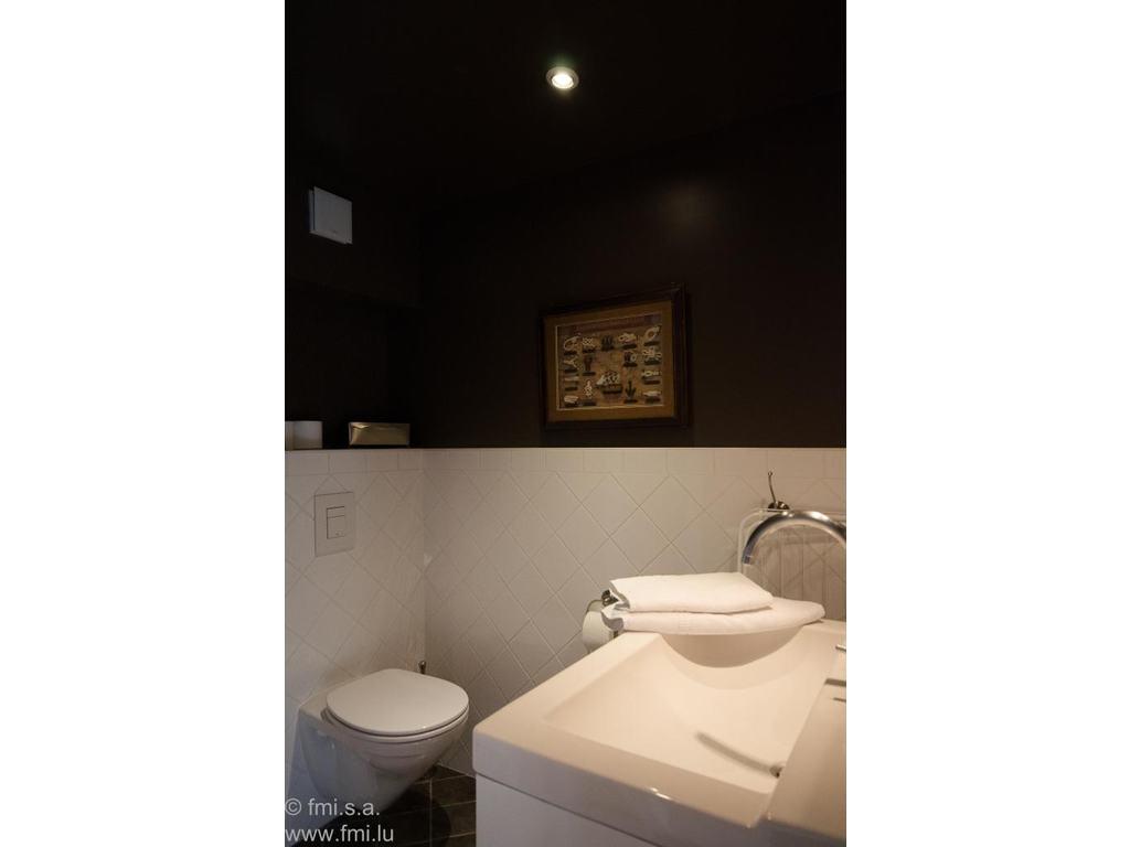 IMMOTOP LU  Appartement meublé 1 chambre à louer à Luxembourg Limpertsberg (