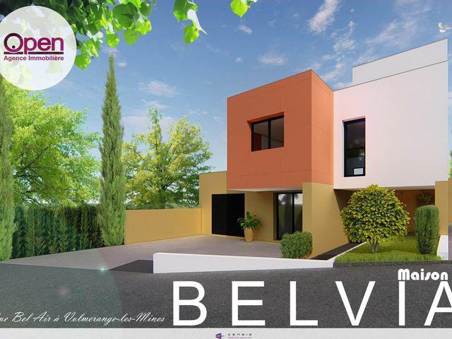 Nouvelle construction à vendre à VOLMERANGE-LES-MINES (FR)