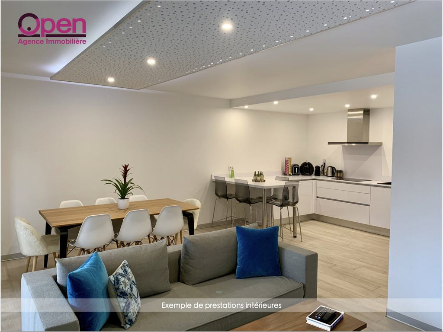 Wohnung 4 Schlafzimmer zu verkaufen in Hettange-Grande ...