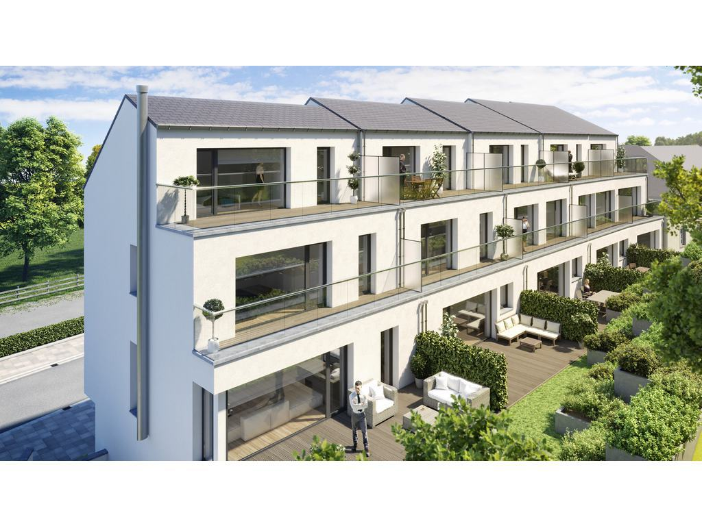 Terraced house 4 rooms for sale in Bour (Luxembourg) - Ref ...