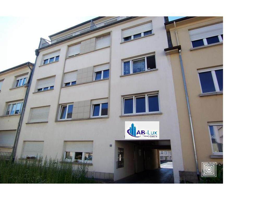 Flat for rent in Luxembourg-Bonnevoie (Luxembourg) - Ref. ZJHA ...