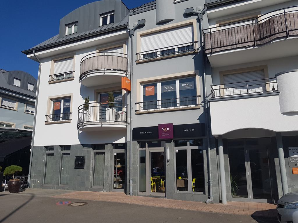 Apartment 2 rooms for sale in alzingen luxembourg ref. v65k
