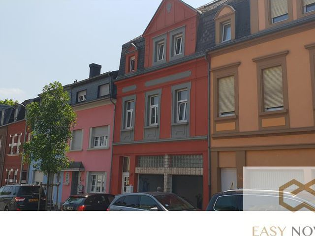 Terraced house 4 rooms for sale in esch sur alzette luxembourg