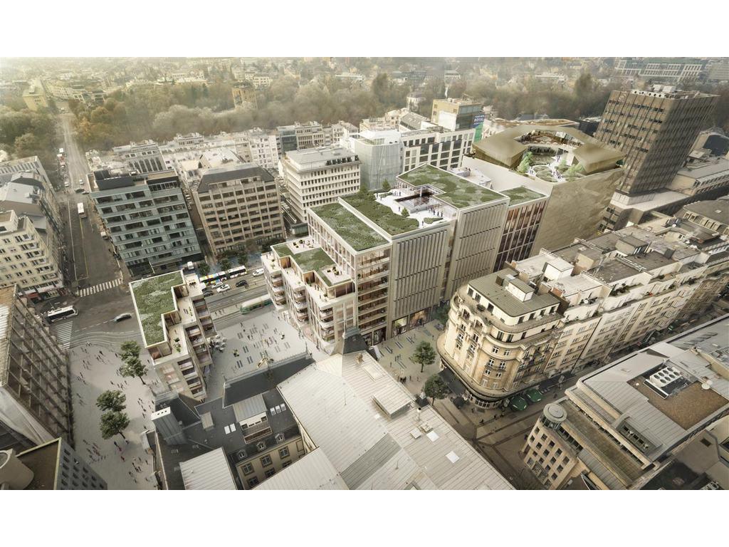 Projet de construction vendre luxembourg centre for Projet de construction