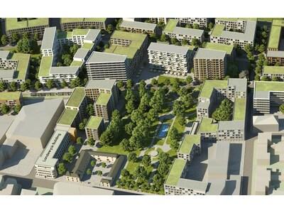 Hollerich : de quartier industriel à quartier urbain