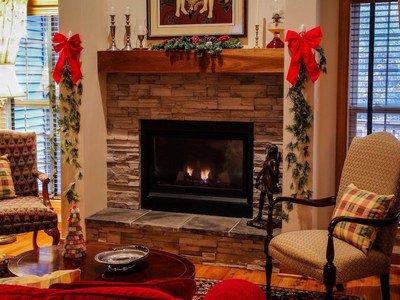 Décoration d'intérieur pour Noël