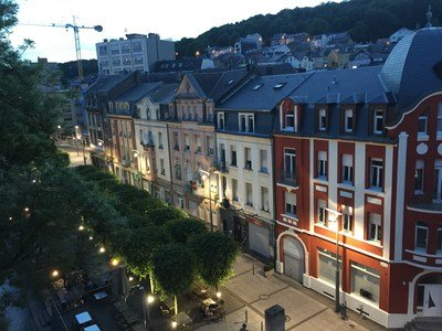Differdange, the city of tomorrow