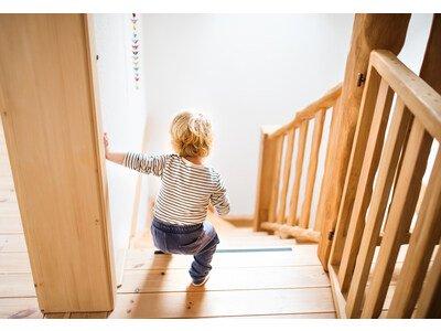 Sécuriser son logement lorsqu'on a des enfants
